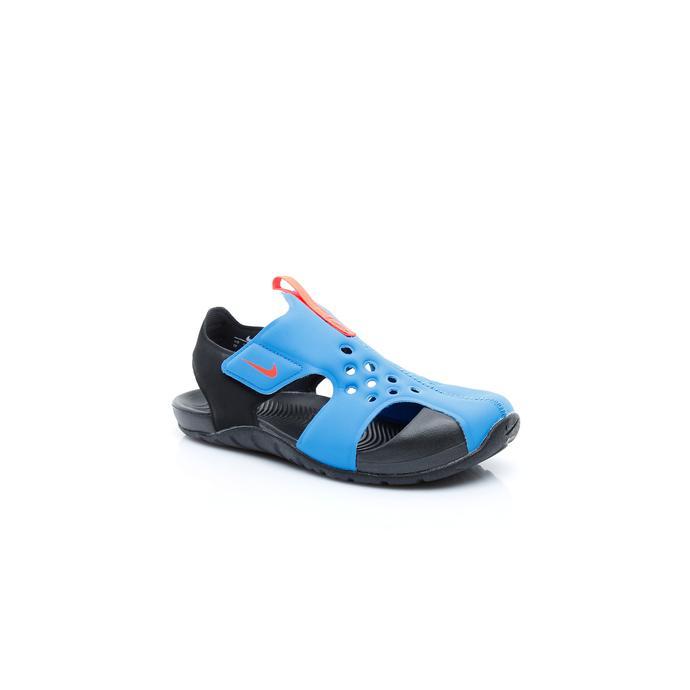 Nike Sunray Protect 2 Çocuk Mavi Sandalet