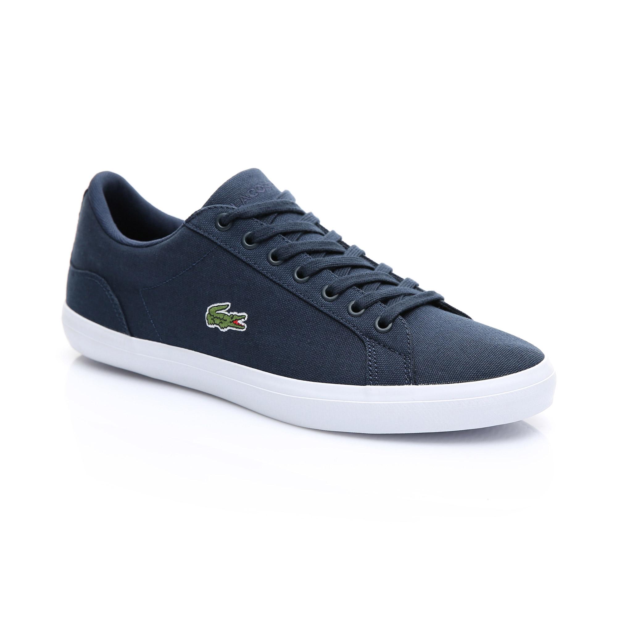 Lacoste Lerond Erkek Lacivert Sneaker