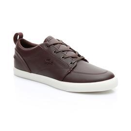 Lacoste Erkek Koyu Kahve - Bej Bayliss 119 2 Casual Ayakkabı