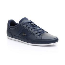 Lacoste Chaymon Erkek Lacivert - Beyaz Günlük Ayakkabı
