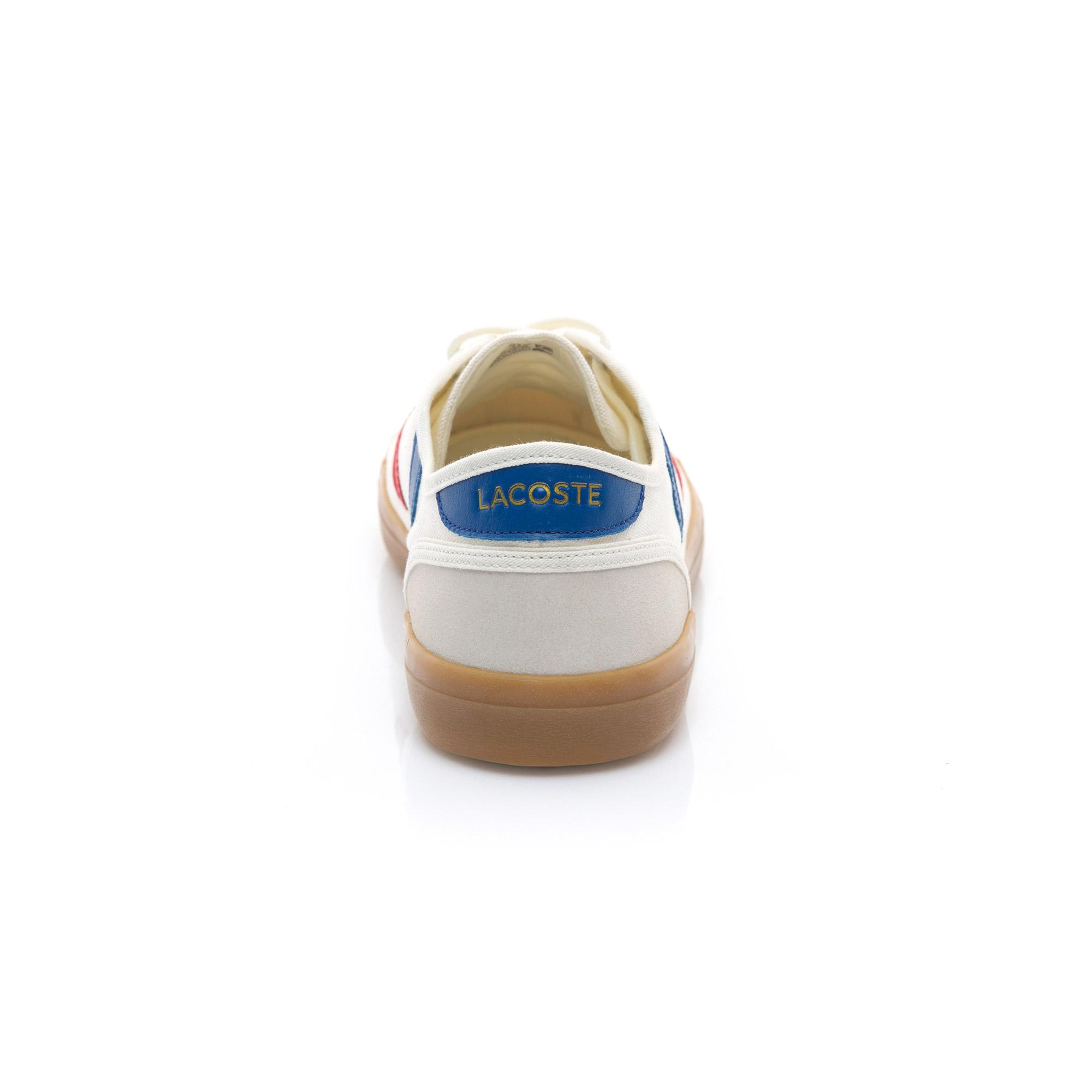 Lacoste Erkek Krem - Kahve Sideline 119 2 Casual Ayakkabı