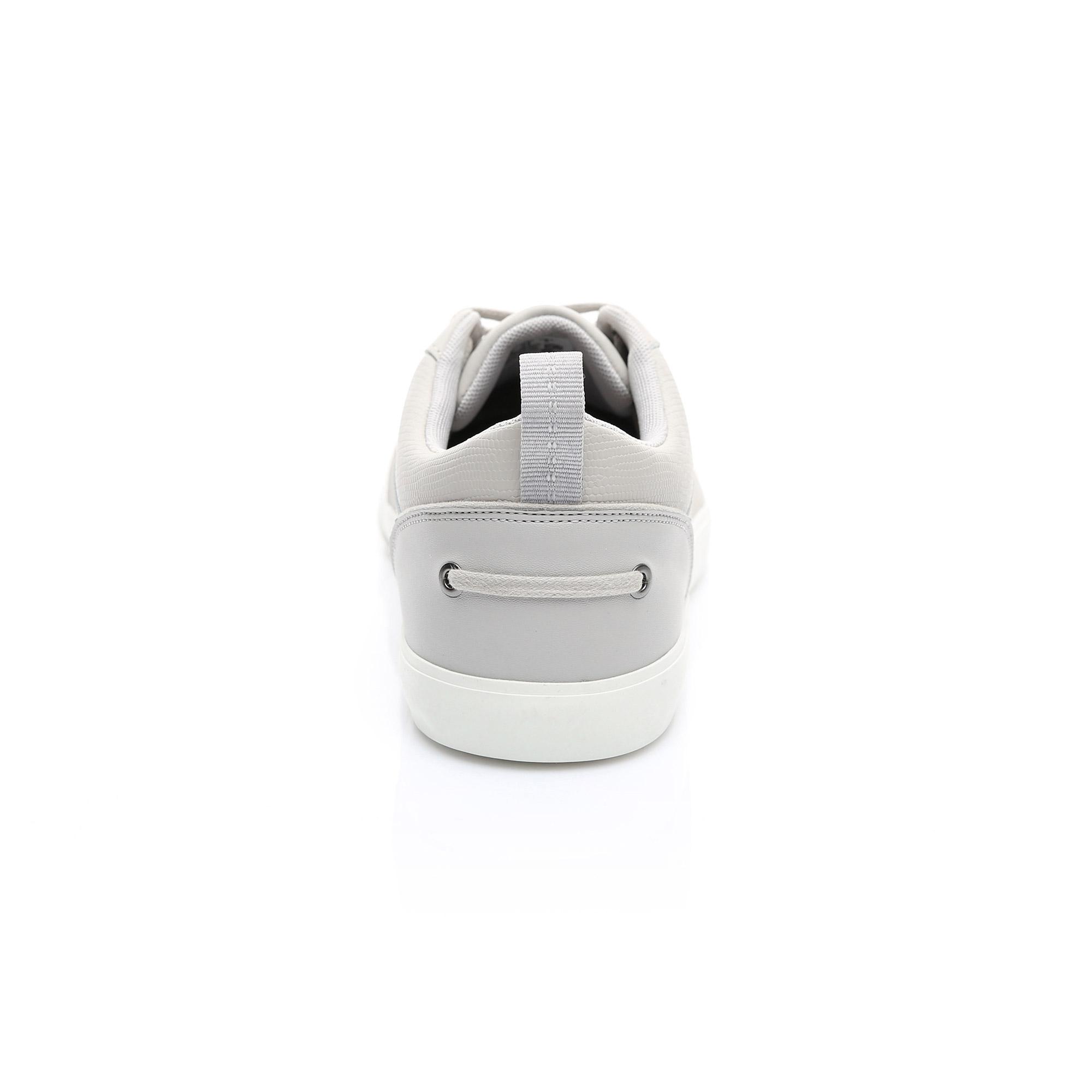 Lacoste Erkek Açık Gri - Bej Bayliss 119 2 Casual Ayakkabı
