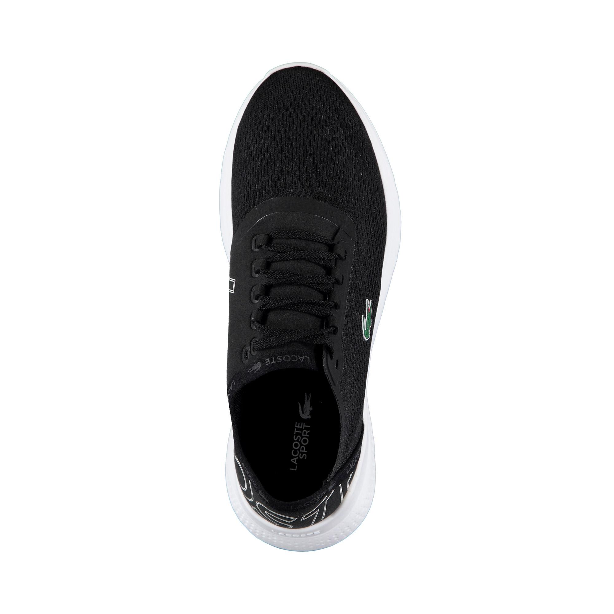 Lacoste Erkek Siyah - Beyaz LT Fit 119 1 Spor Ayakkabı