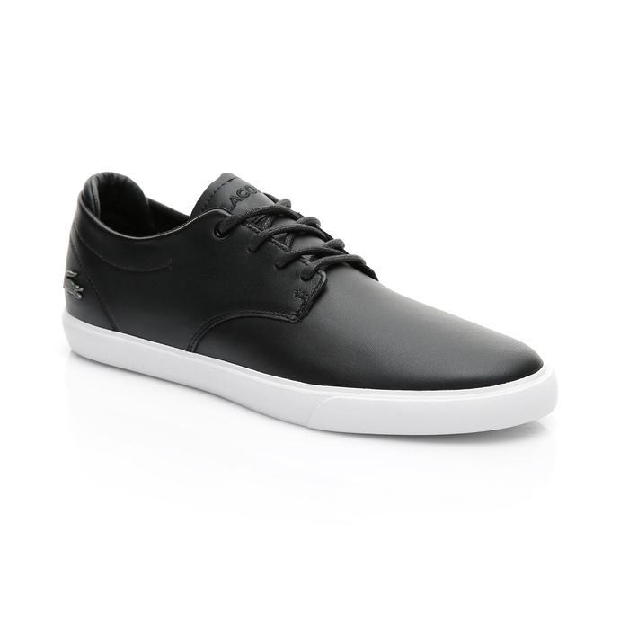 Lacoste Erkek Siyah - Beyaz Esparre BL 1 Casual Ayakkabı