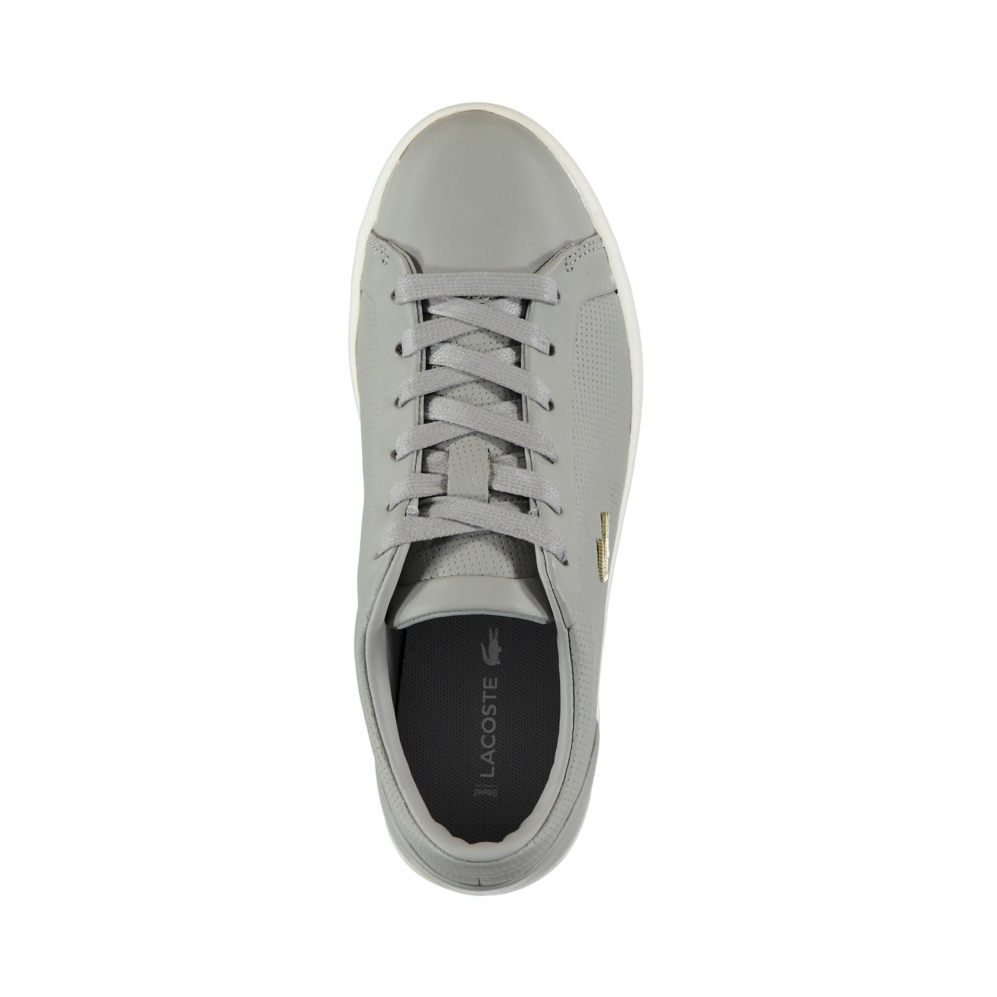 Lacoste Kadın Gri - Bej Straightset 119 2 Casual Ayakkabı