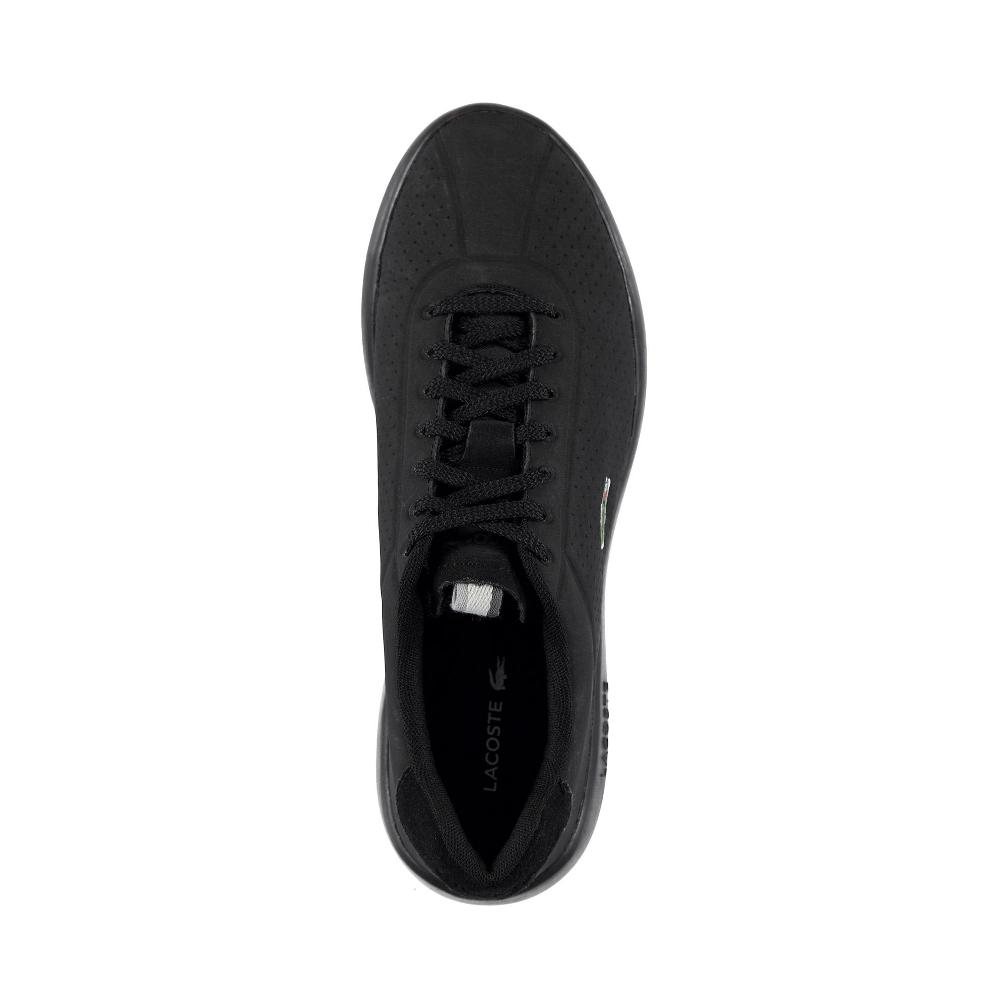 Lacoste Erkek Siyah Avance 119 1 Spor Ayakkabı