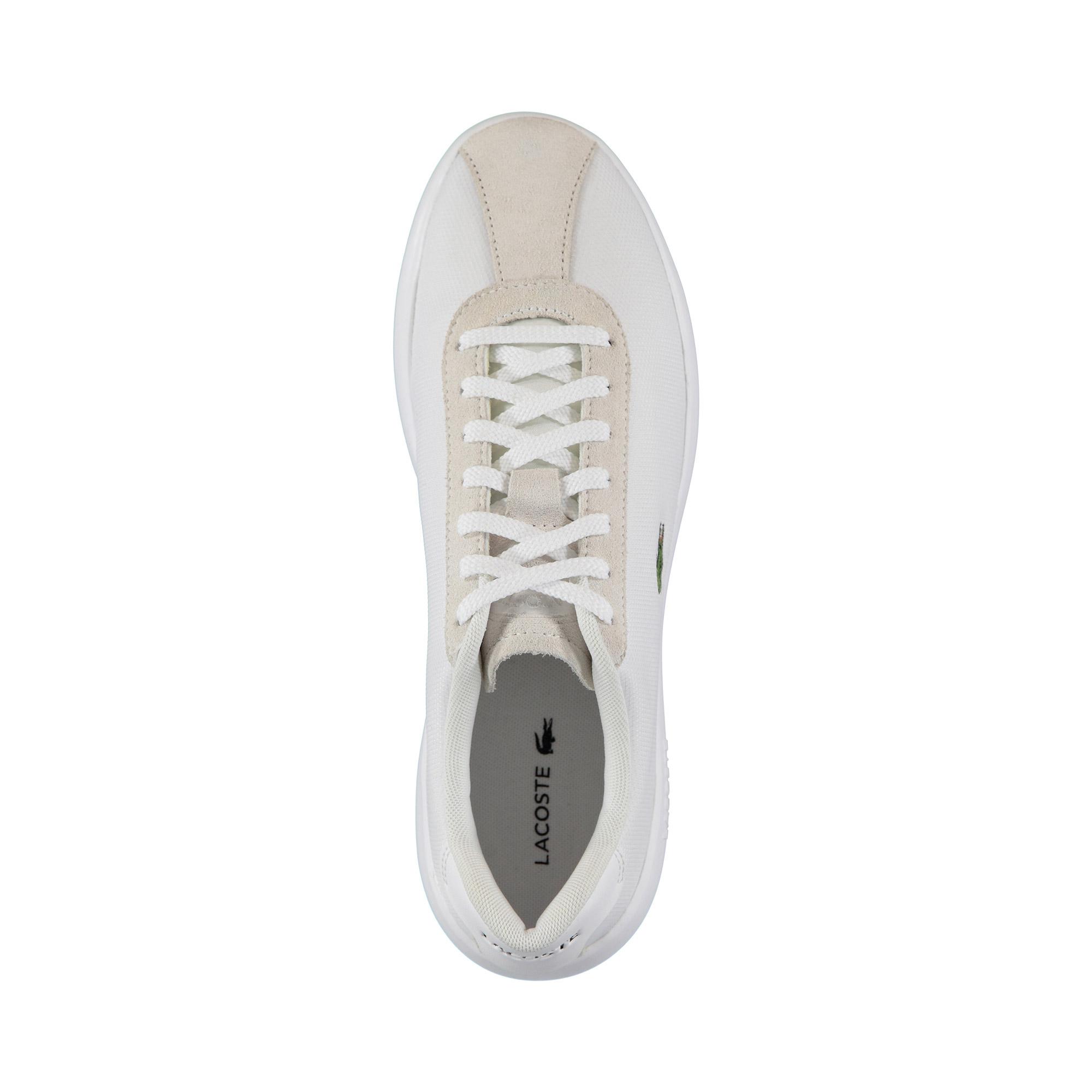 Lacoste Erkek Beyaz Avance 119 2 Spor Ayakkabı
