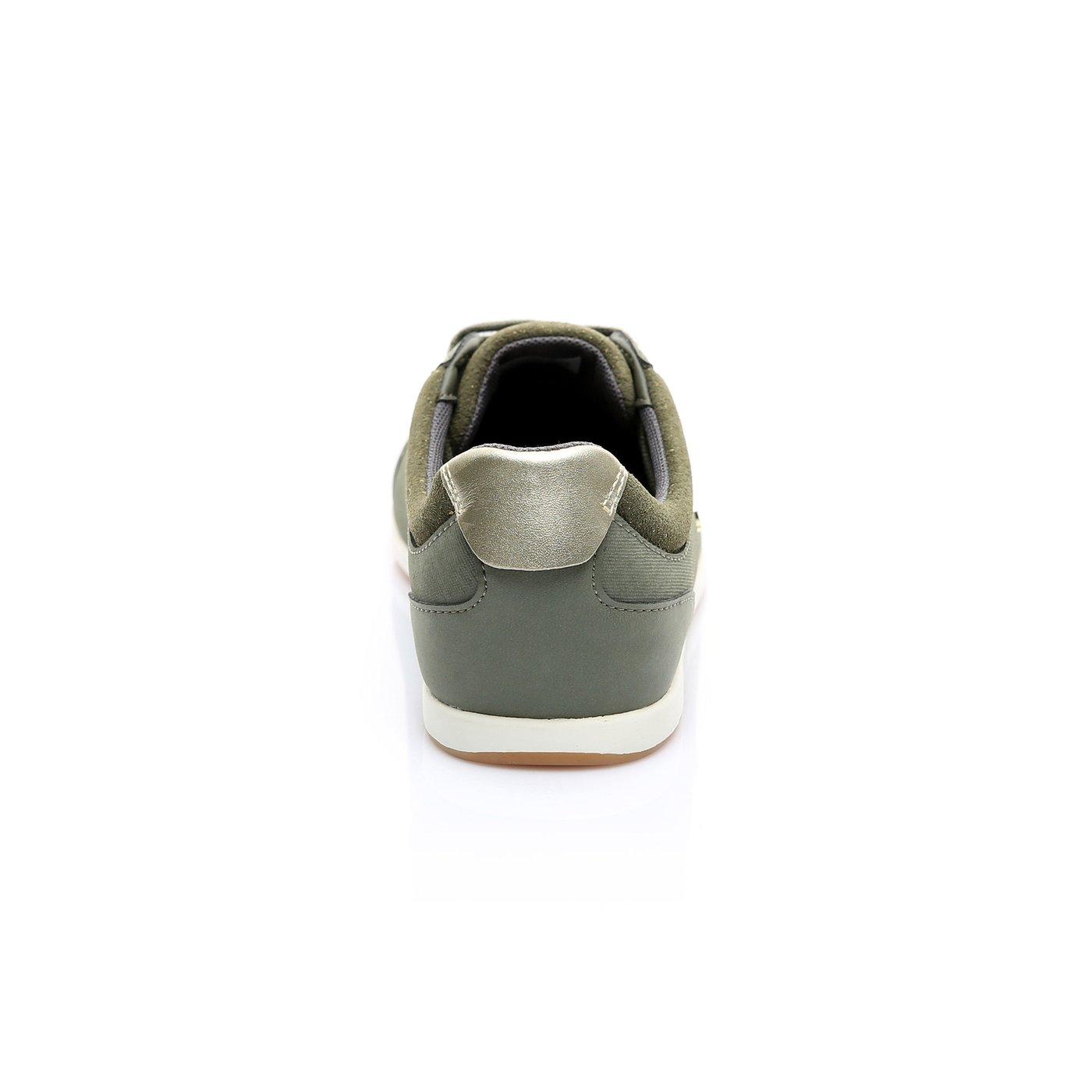 Lacoste Kadın Haki - Altın Rey Lace 119 1 Casual Ayakkabı