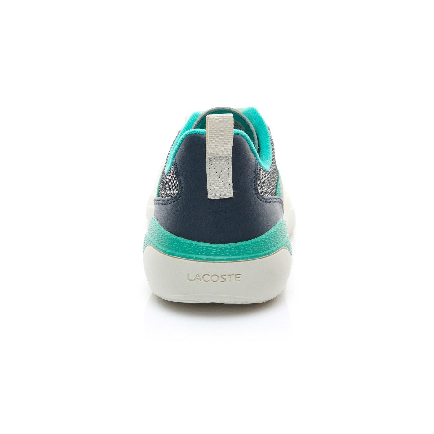 Lacoste Erkek Bej - Yeşil Wıldcard 219 1 Spor Ayakkabı