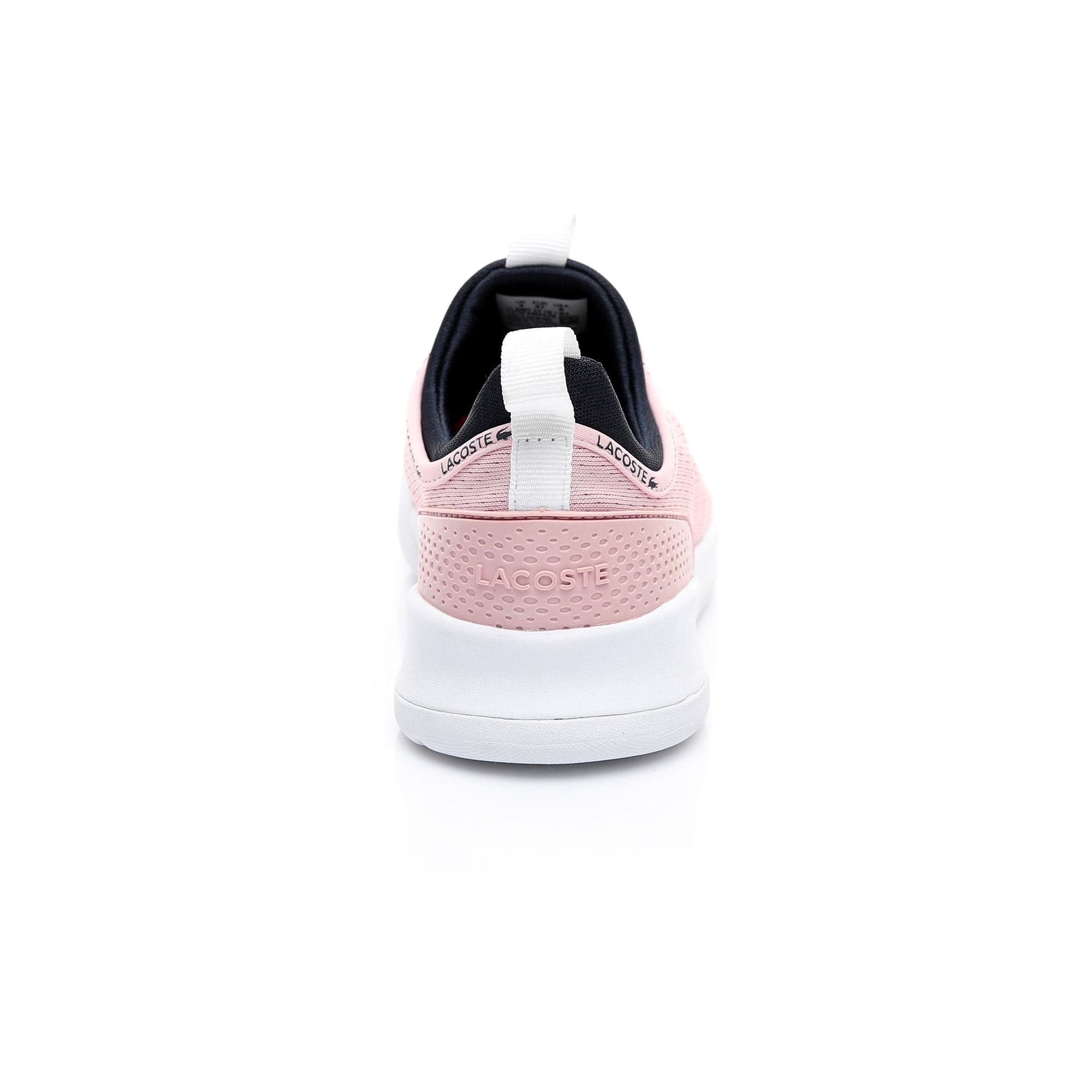 Lacoste Kadın Açık Pembe - Lacivert LT Spirit 2.0 119 1 Spor Ayakkabı