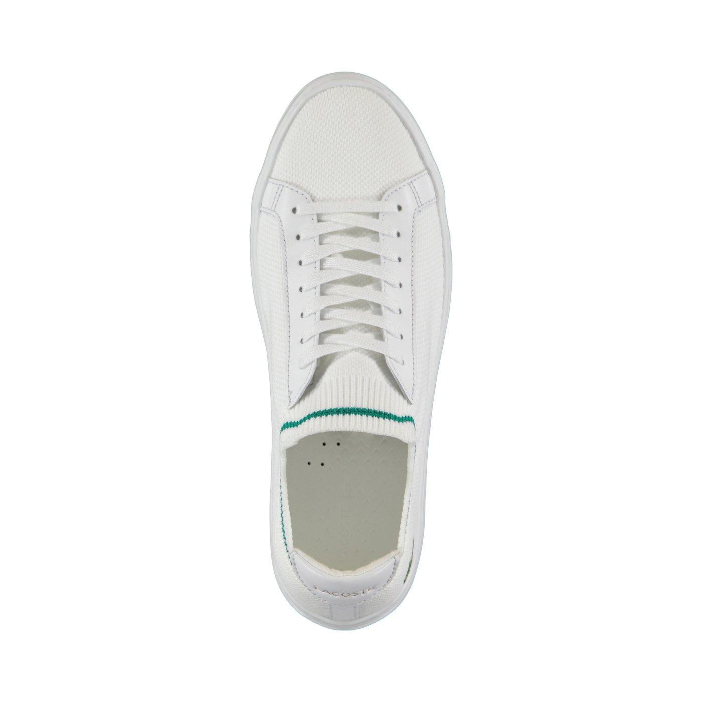 Lacoste Erkek Beyaz - Yeşil La Piquée 119 1 Casual Ayakkabı