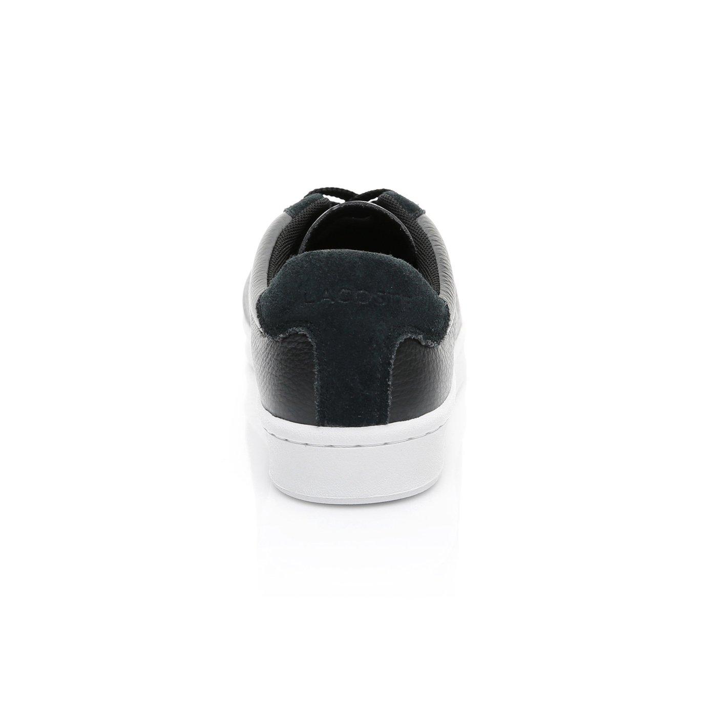Lacoste Kadın Siyah - Beyaz Masters 119 2 Spor Ayakkabı
