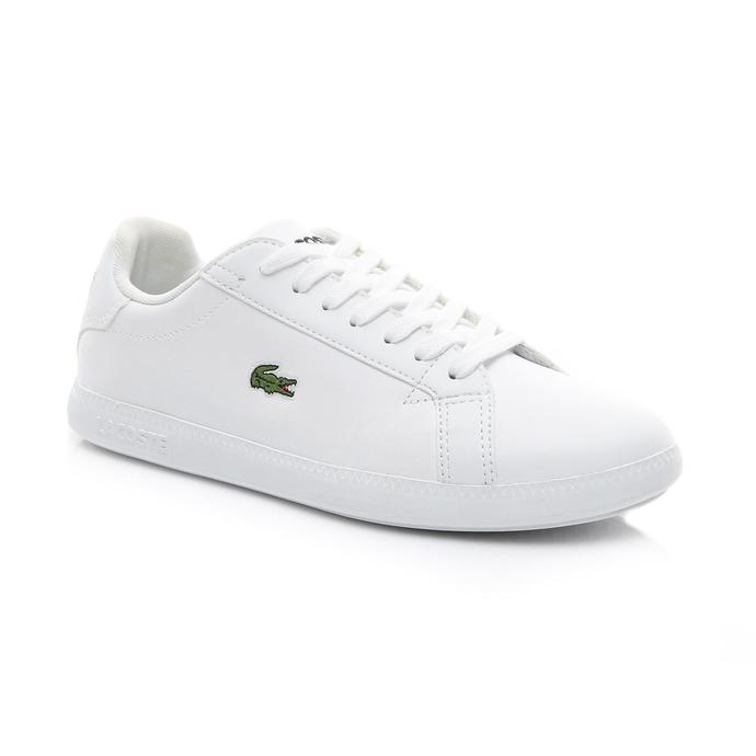 Lacoste Kadın Beyaz Graduate BL 1 Spor Ayakkabı