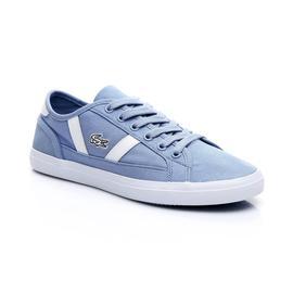 Lacoste Kadın Açık Mavi - Beyaz Sideline 119 1 Casual Ayakkabı
