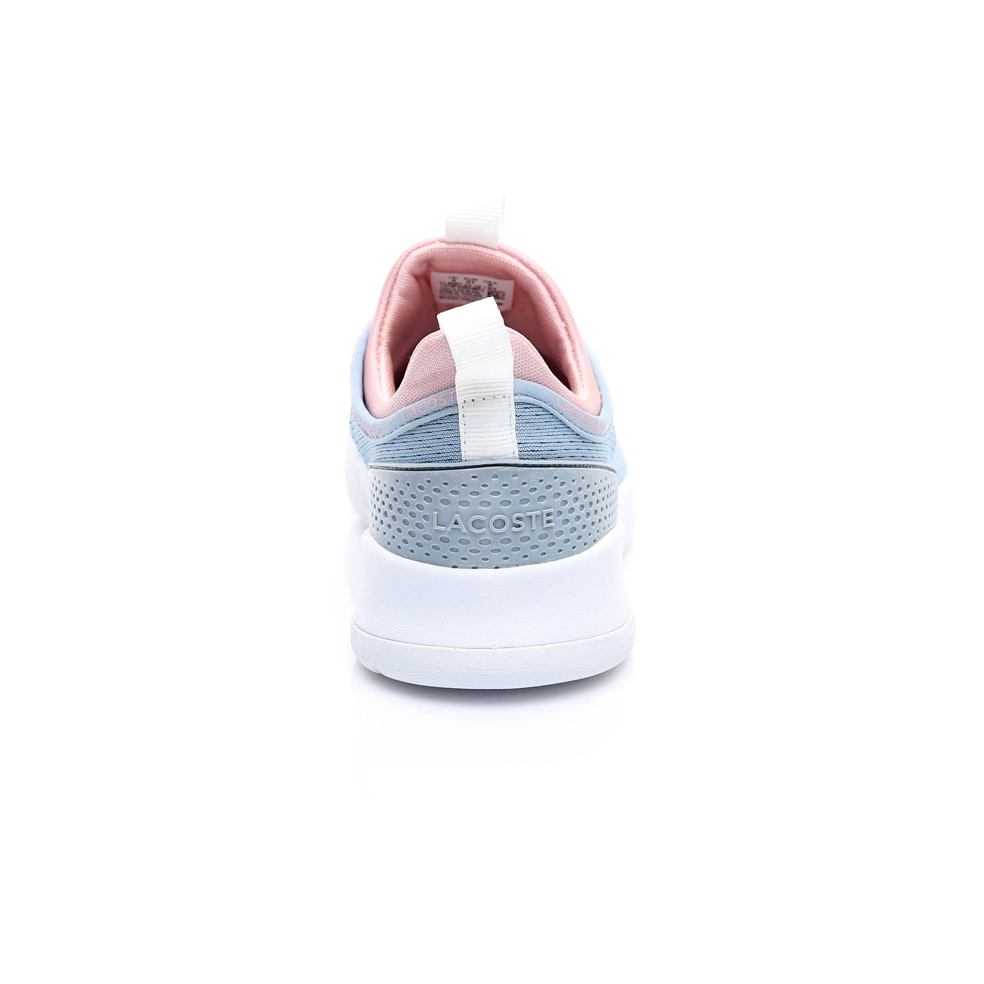 Lacoste Kadın Açık Mavi - Açık Pembe LT Spirit 2.0 119 1 Spor Ayakkabı