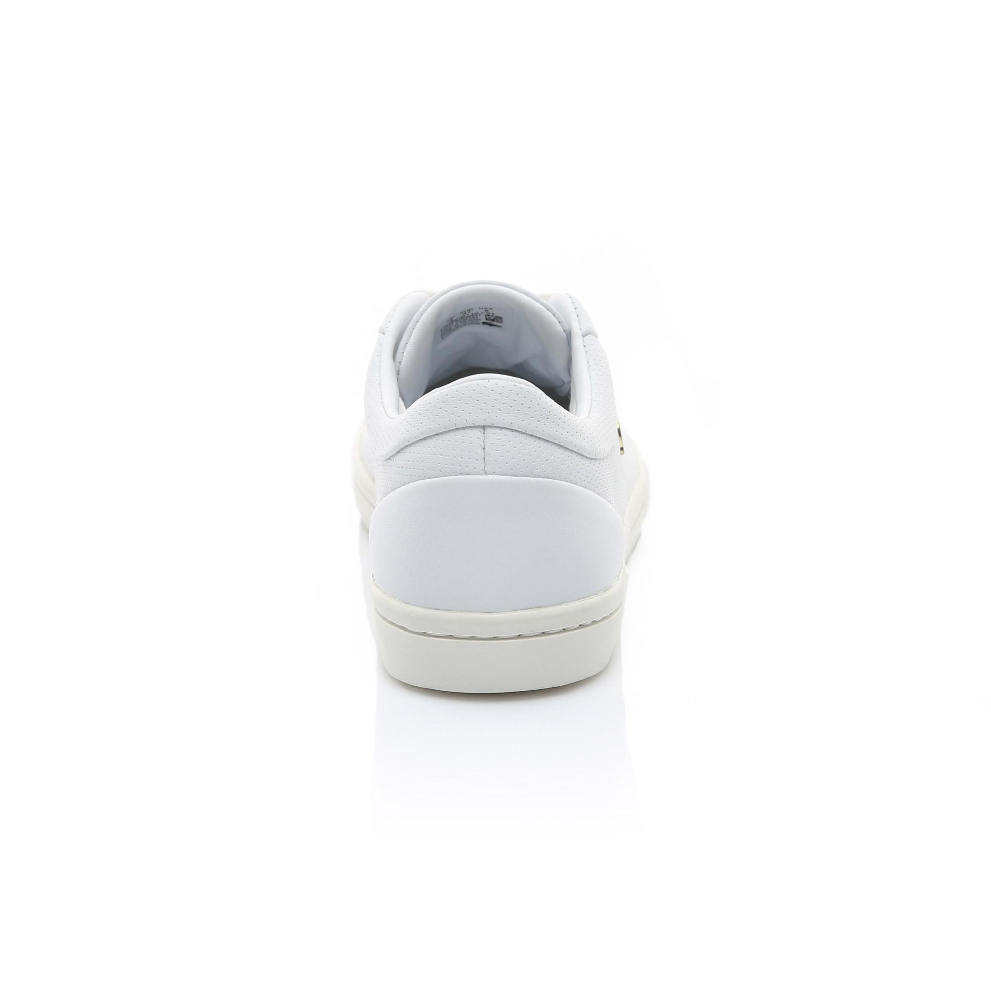 Lacoste Kadın Beyaz - Bej Straightset 119 2 Casual Ayakkabı
