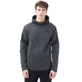 Puma Evostripe Hoody Erkek Siyah Sweatshirt