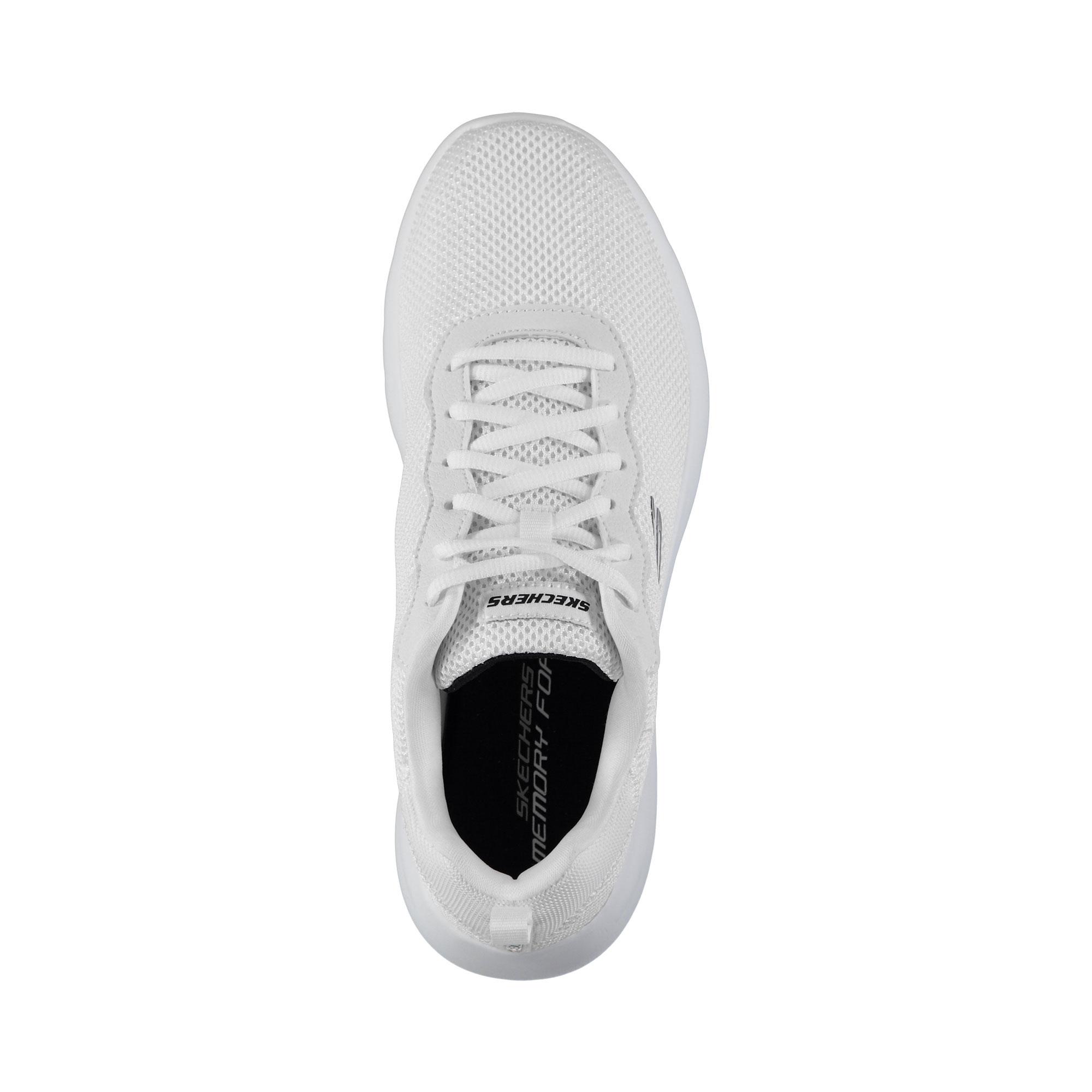 Skechers Dynamight 2.0- Rayhill Erkek Beyaz Spor Ayakkabı