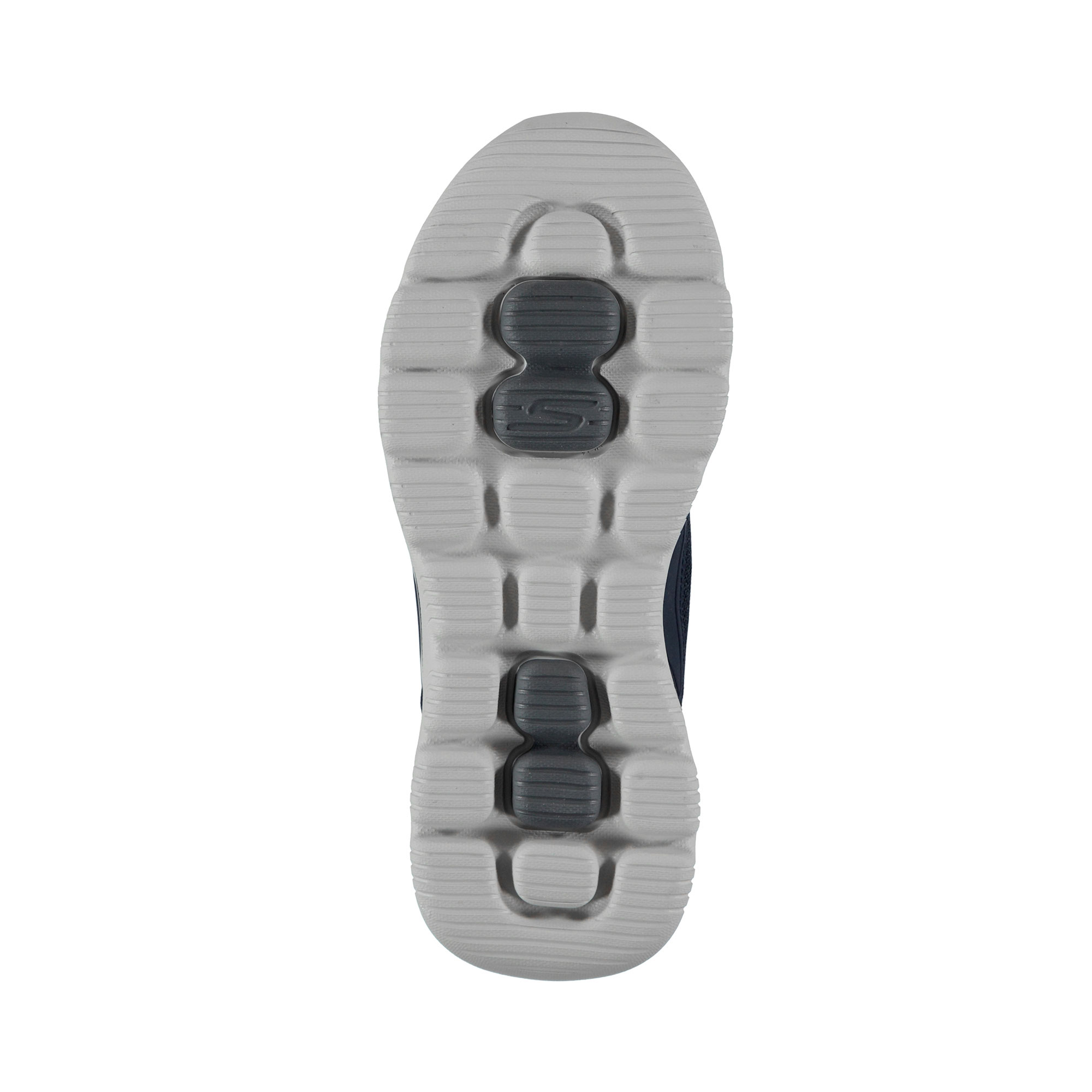 Skechers Go Walk Evolution Ultra-Enhan Erkek Lacivert-Gri Spor Ayakkabı