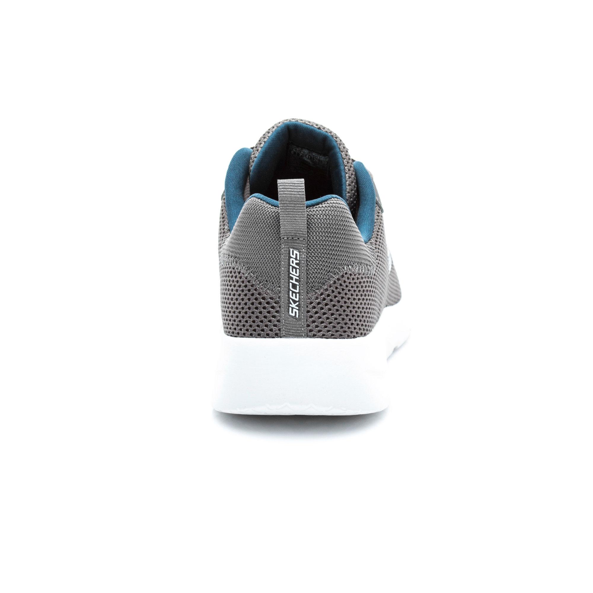 Skechers Dynamight 2.0- Rayhill Erkek Gri Spor Ayakkabı