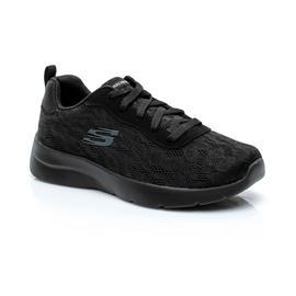 Skechers Dynamight 2.0-Homespun Kadın Siyah Spor Ayakkabı
