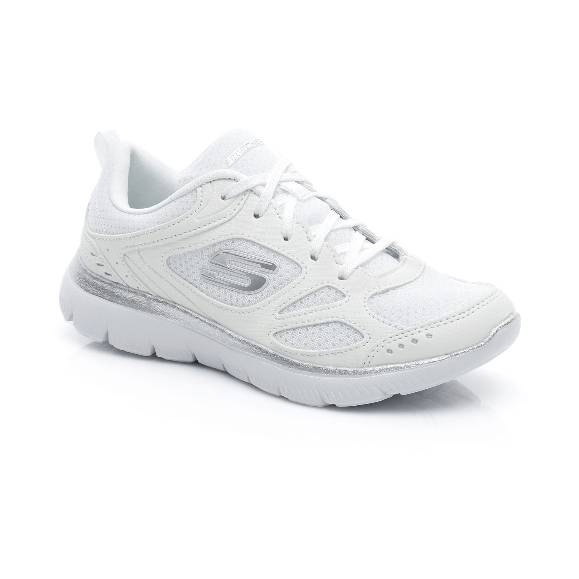 Skechers Summits Kadın Beyaz Spor Ayakkabı