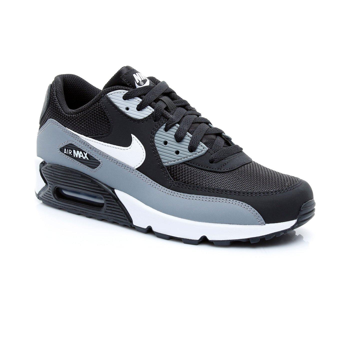 huge inventory 79e7b 315b6 Nike Air Max 90 Essential Erkek Siyah Spor Ayakkabı
