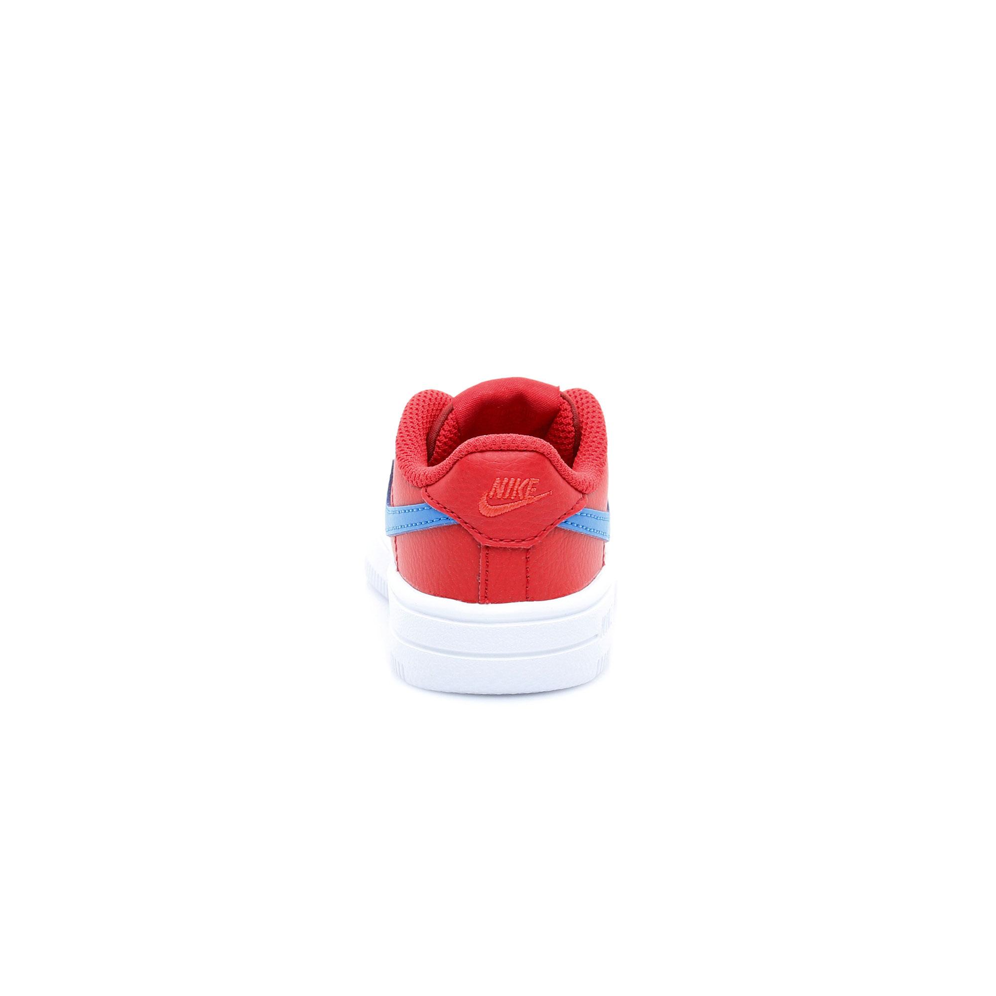 Nike Force 1 '18 Çocuk Kırmızı Spor Ayakkabı