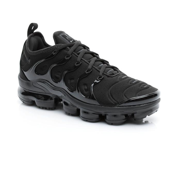 Nike Air Vapormax Plus Erkek Siyah Spor Ayakkabı
