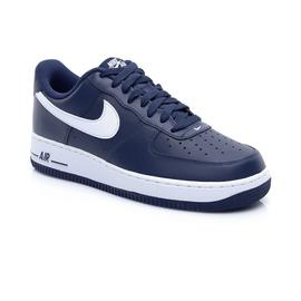 Nike Air Force 1 Lacivert Erkek Spor Ayakkabı