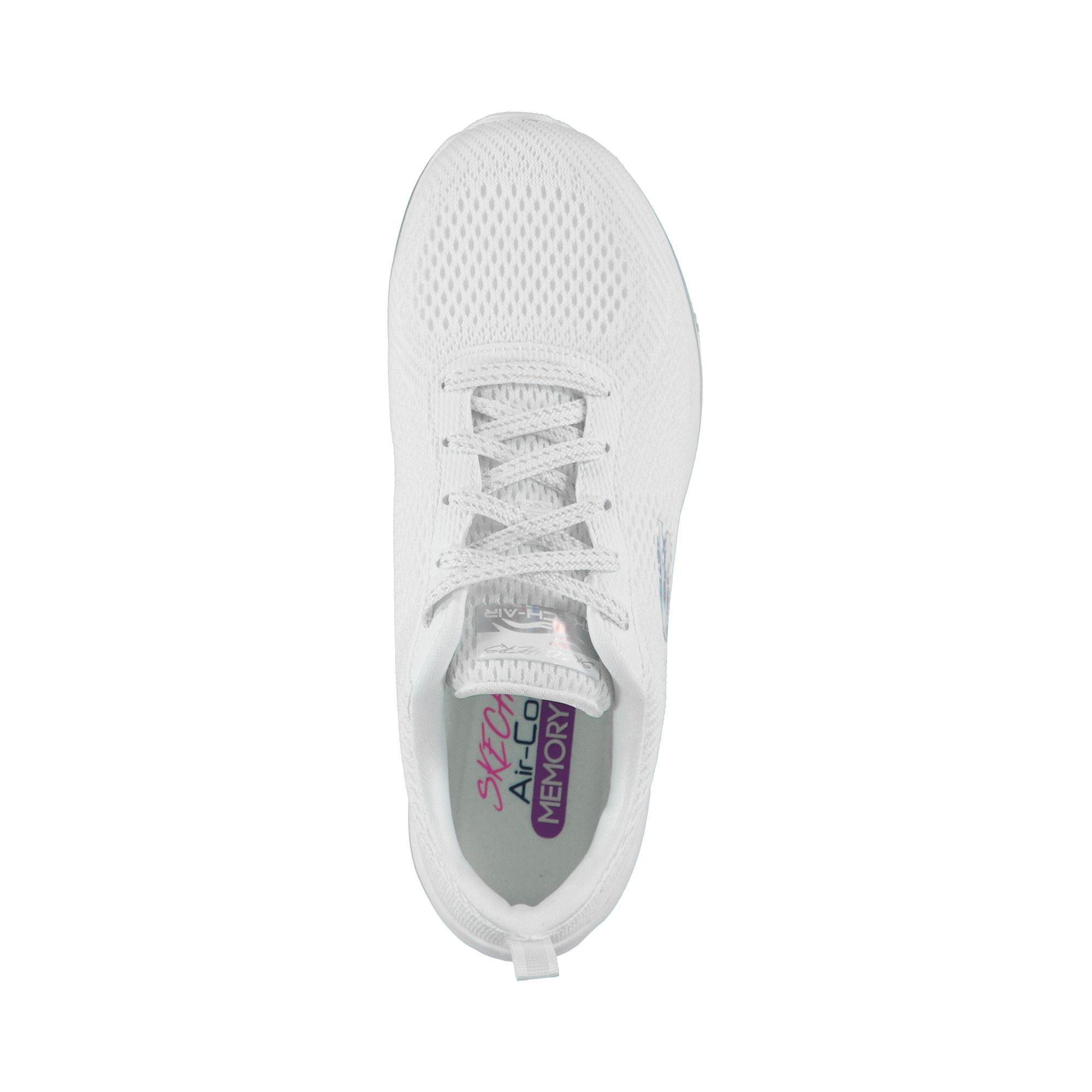 Skechers Skech-Air Element-Prelude Kadın Beyaz Spor Ayakkabı