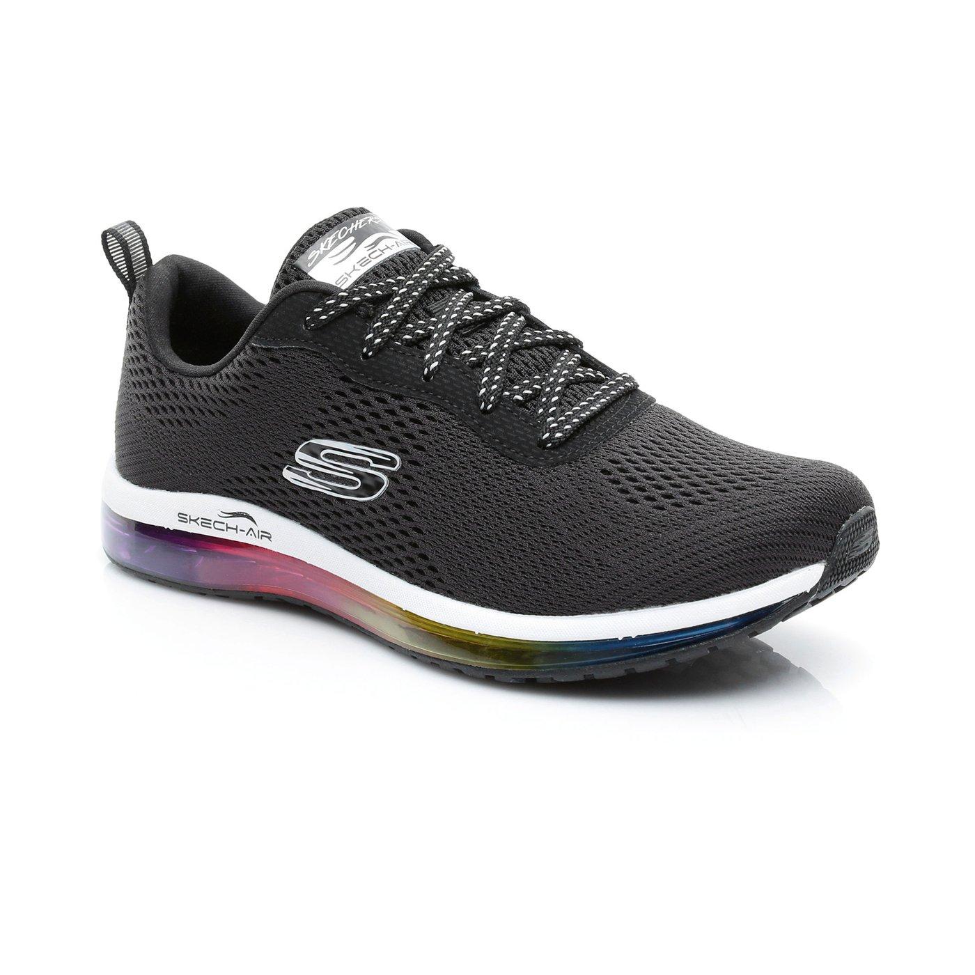 Skechers Skech-Air Element-Prelude Kadın Siyah-Çoklu Spor Ayakkabı