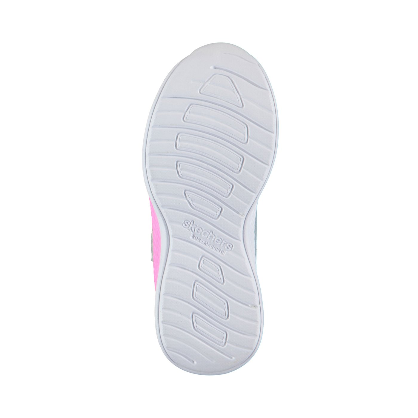 Skechers Move 'N Groove Kız Çocuk Gri-Açık Yeşil Spor Ayakkabı