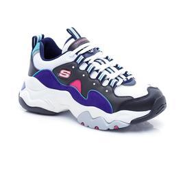 Skechers D'Lites 3.0-Zenway Kadın Lacivert-Mor Spor Ayakkabı