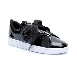 Puma Smash V2 Bkl Patent Kadın Siyah Spor Ayakkabı