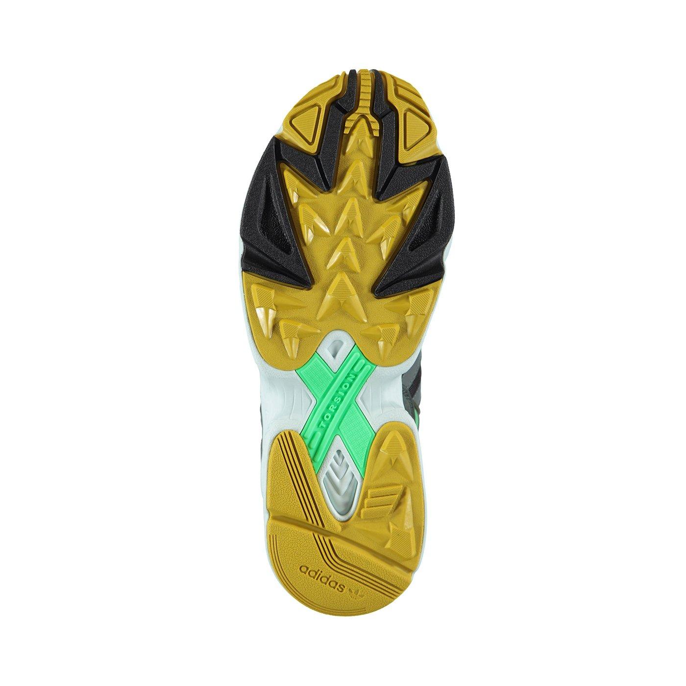 adidas Originals Yung-96 Erkek Yeşil Spor Ayakkabı