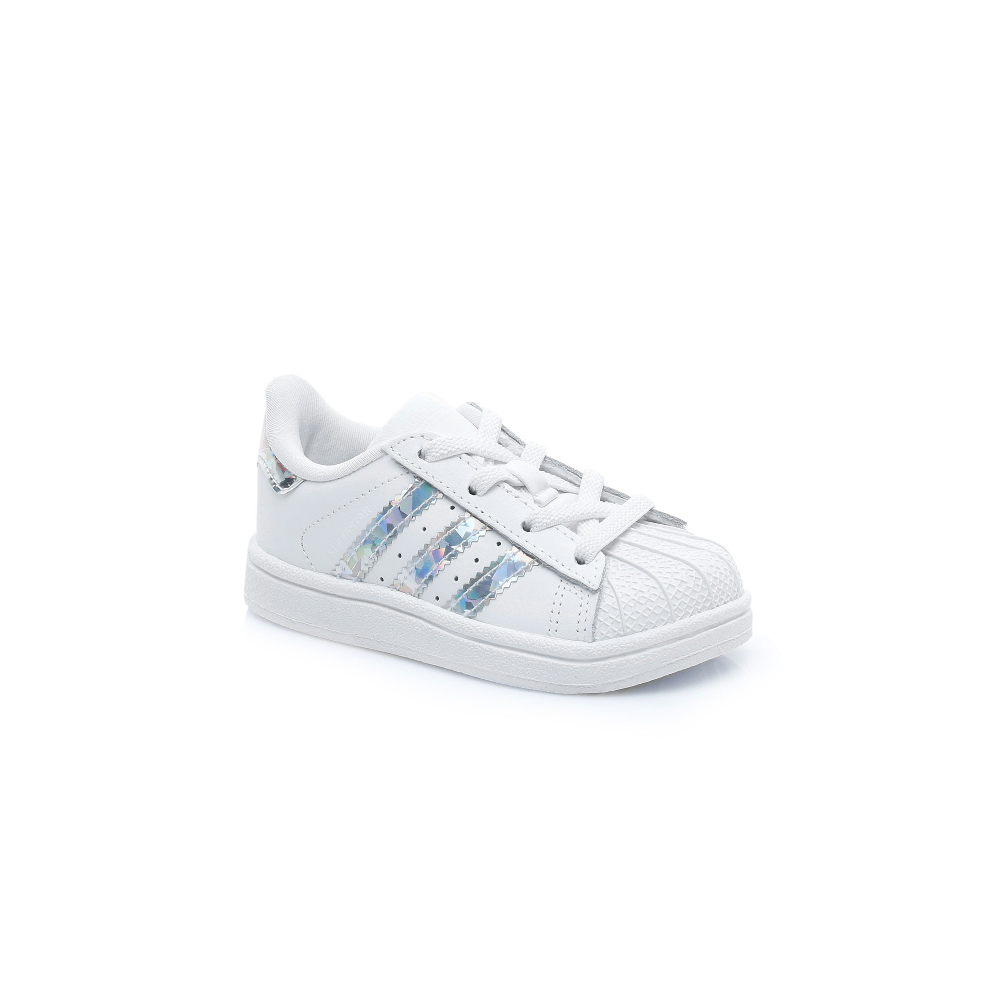 adidas Originals Superstar El Çocuk Beyaz Spor Ayakkabı