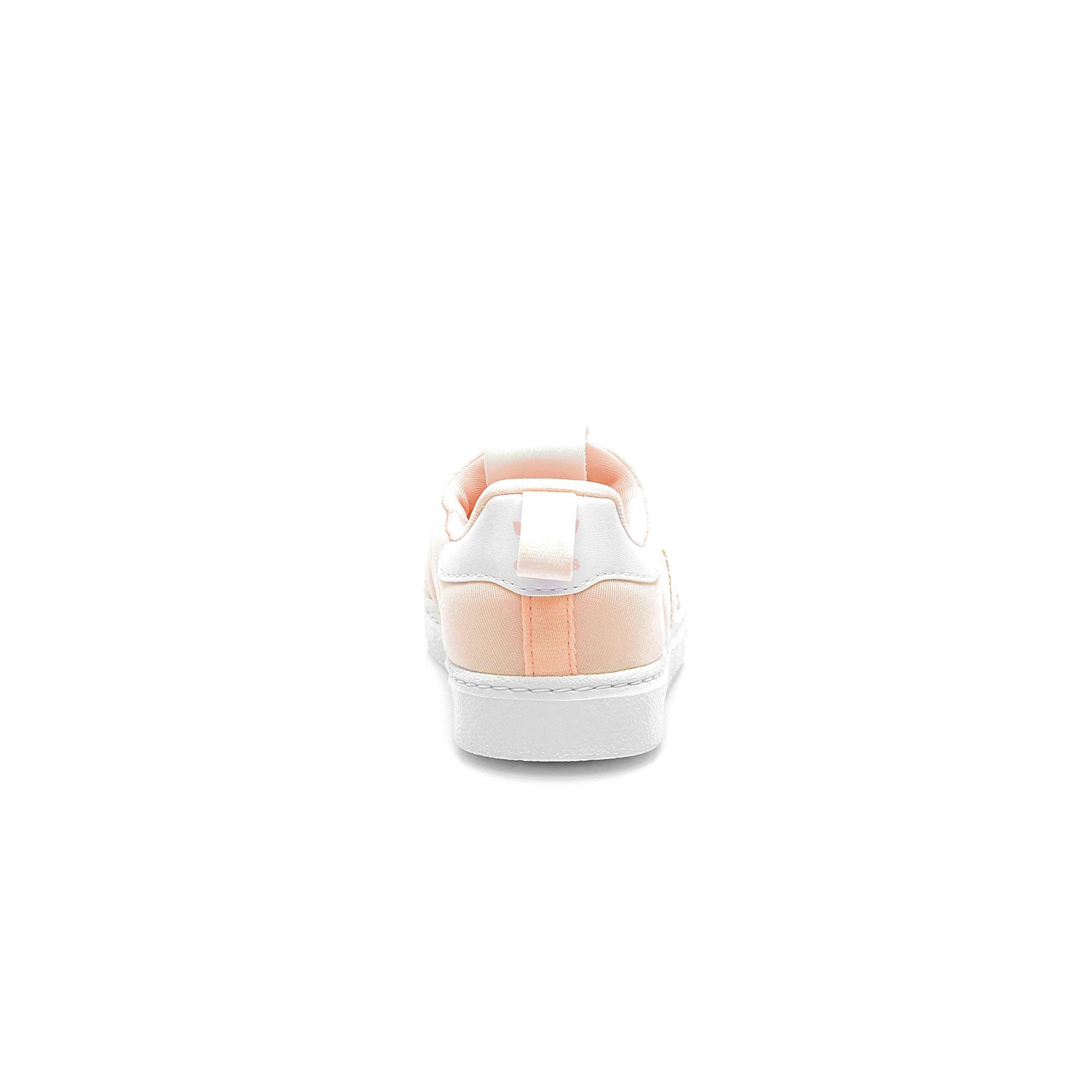 adidas Originals Superstar 360 Çocuk Turuncu Spor Ayakkabı