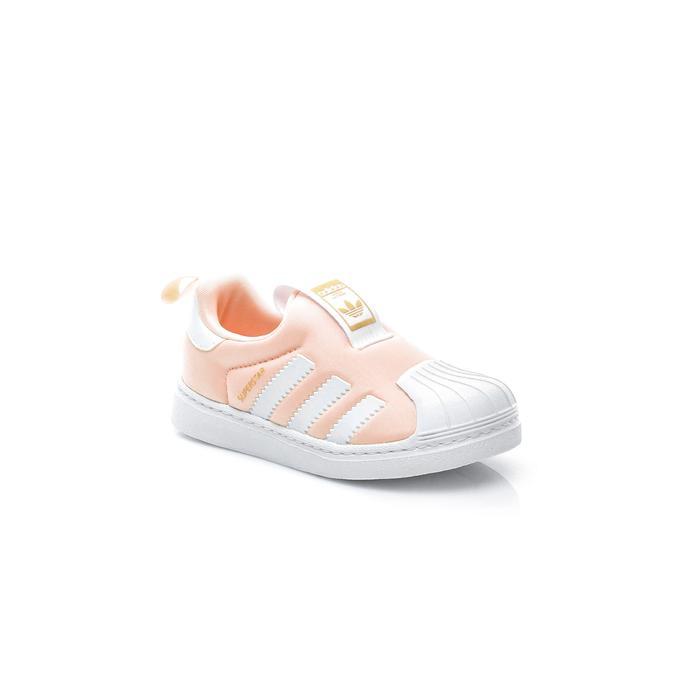 adidas Originals Superstar 360 Çocuk Pembe Spor Ayakkabı