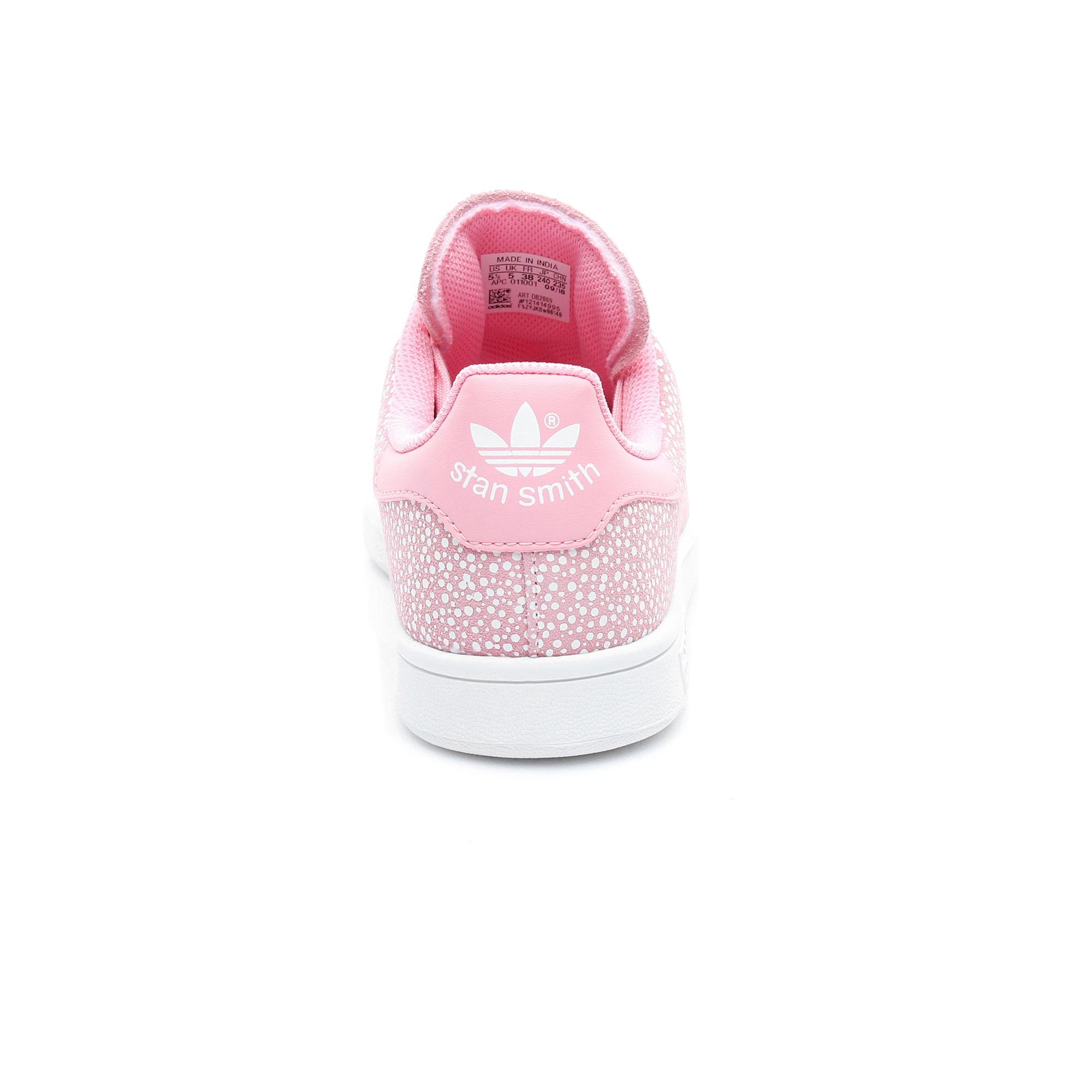 adidas Originals Stan Smith Kadın Pembe Spor Ayakkabı