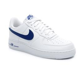 Nike Air Force 1 '07 3 Erkek Mavi Spor Ayakkabı