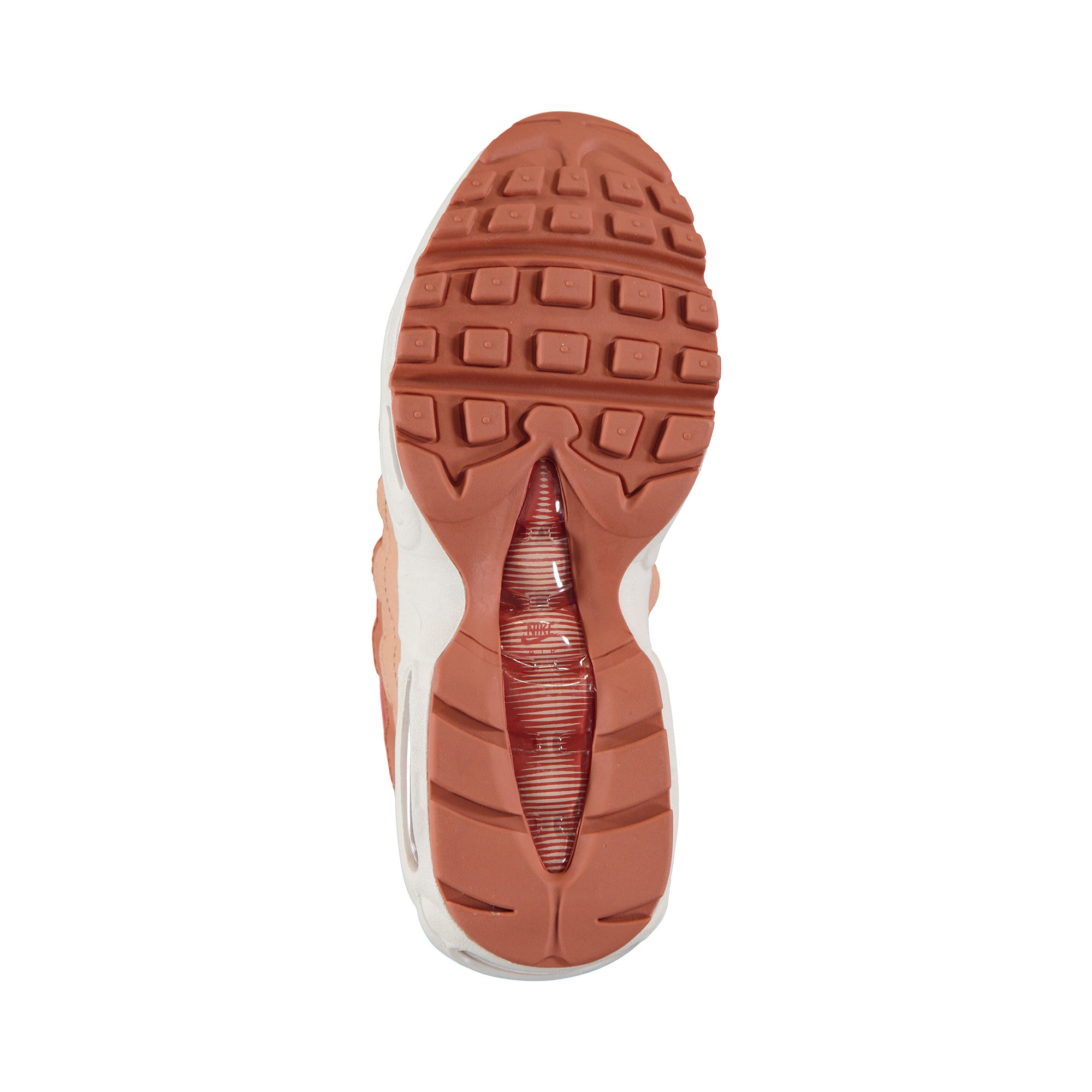 Nike Wmns Air Max 95 Kadın Kırmızı Spor Ayakkabı