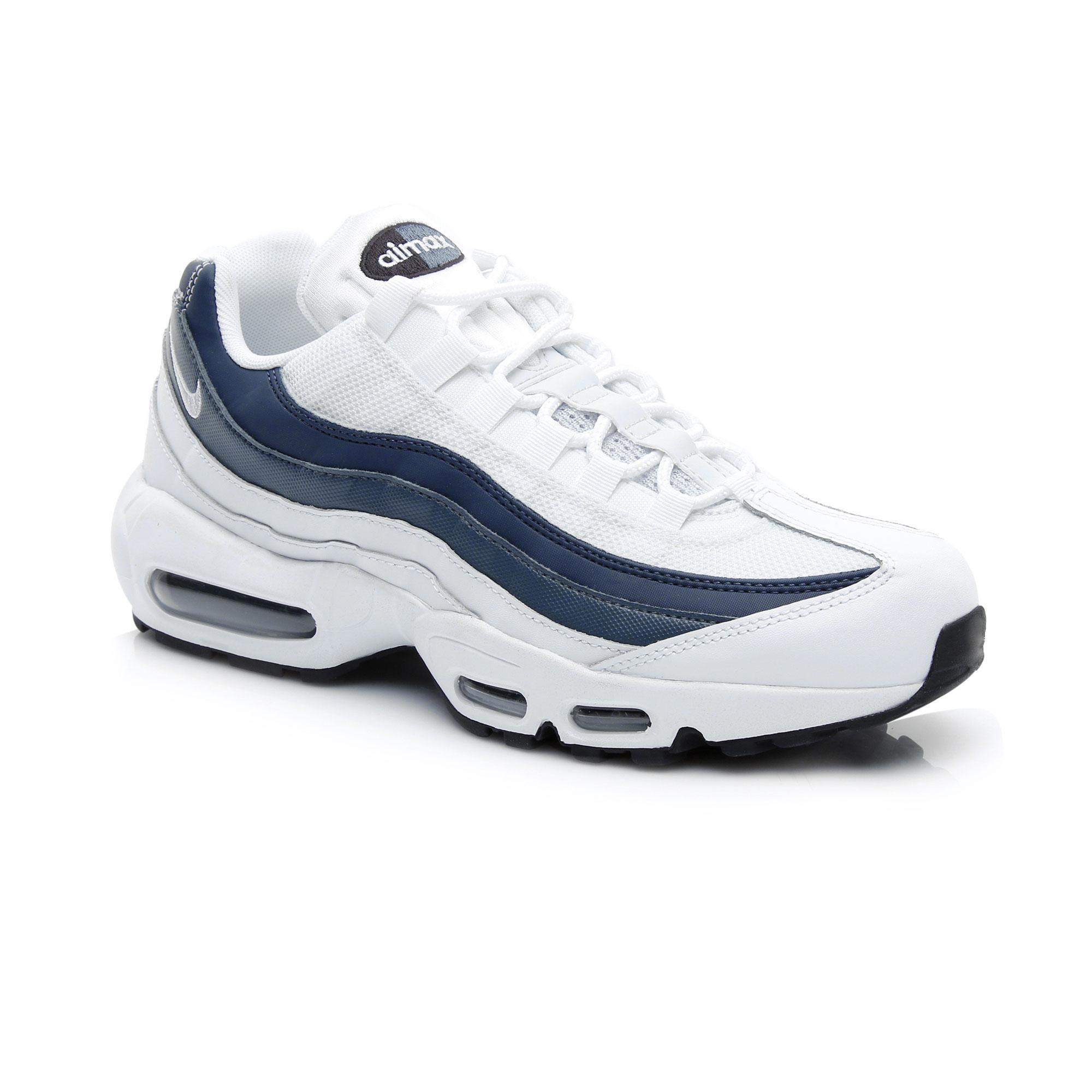 Nike Air Max 95 Essential Lacivert-Beyaz Spor Ayakkabı