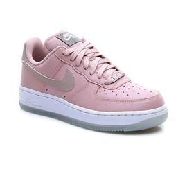 Nike Wmns Air Force 1 '07 Ess Kadın Pembe Spor Ayakkabı