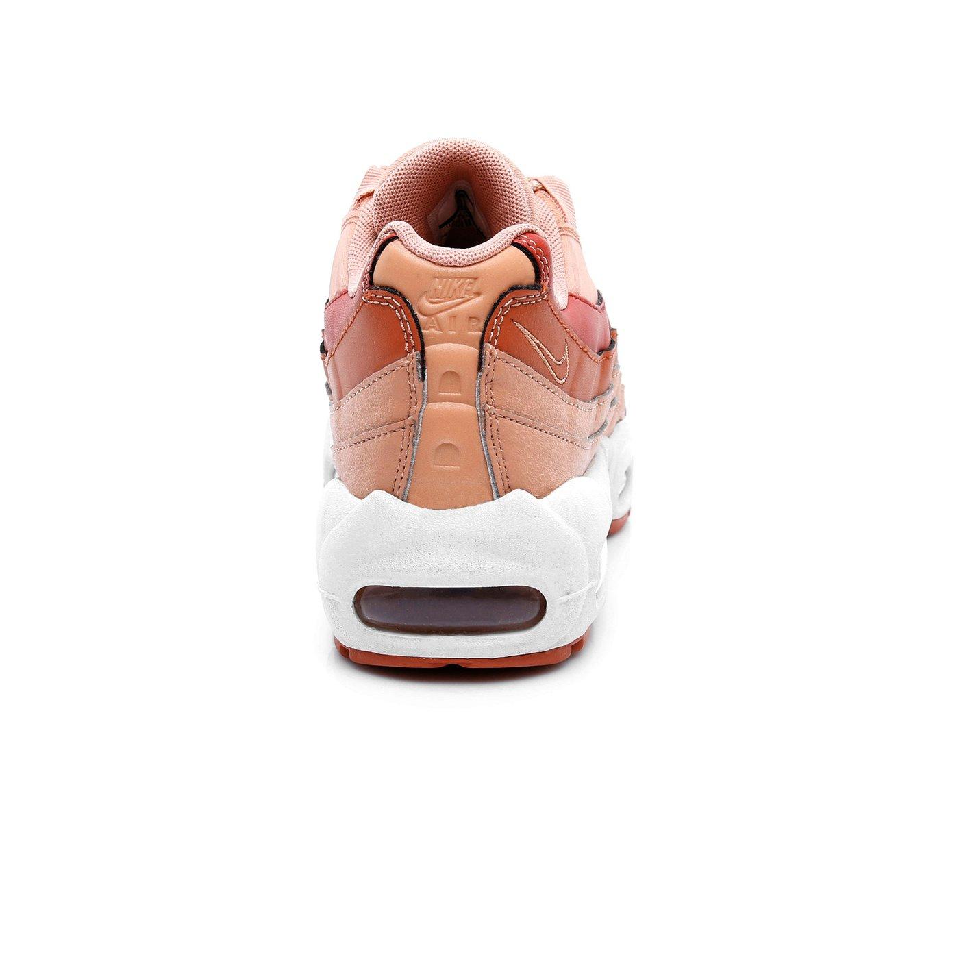 Nike Wmns Air Max 95 Kadın Turuncu Spor Ayakkabı