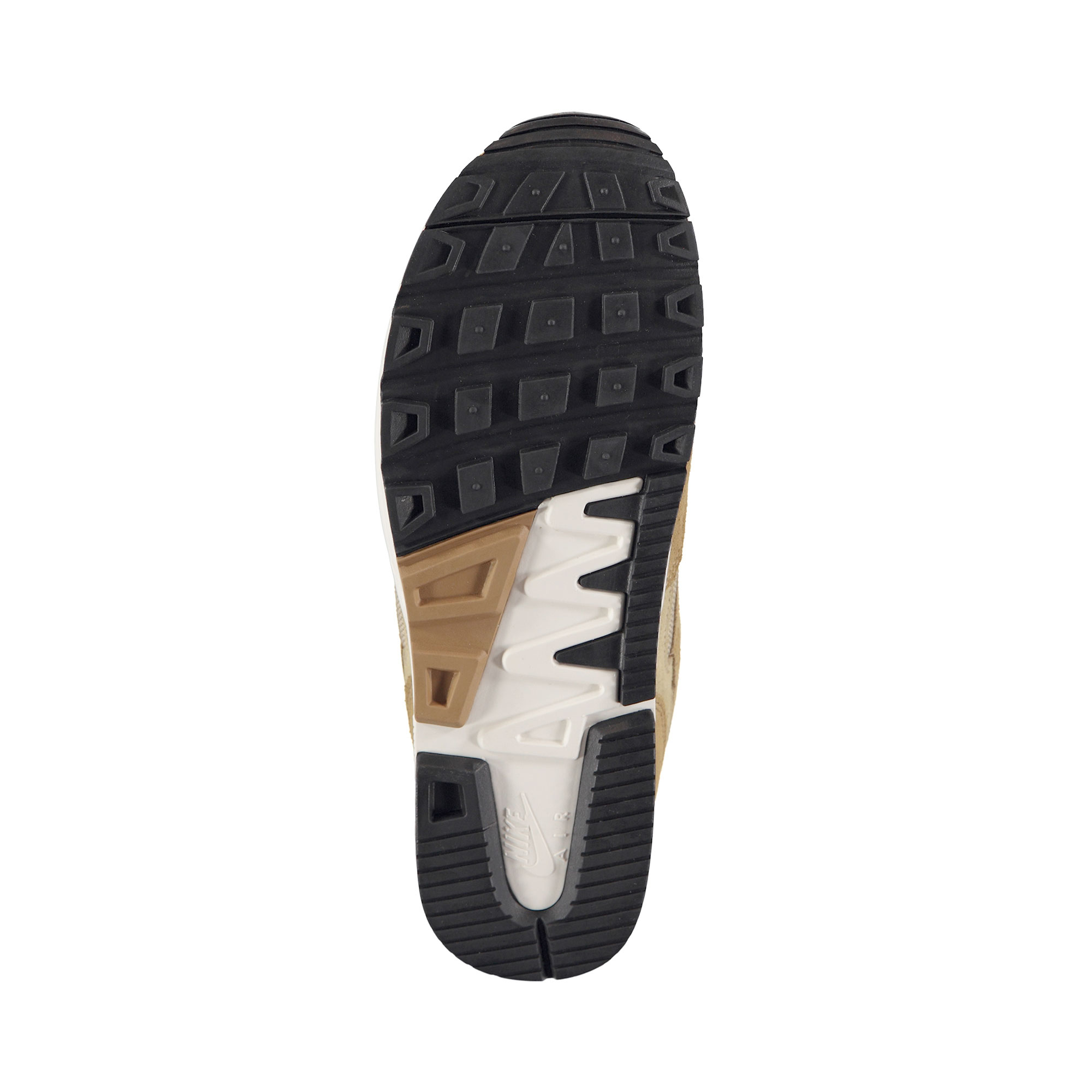 Nike Air Span II Se Sp19 Erkek Kahverengi Spor Ayakkabı