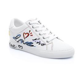 Guess Paxtina Active Lady  Kadın Beyaz Spor Ayakkabı