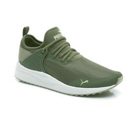 Puma Pacer Next Cage Erkek Yeşil Spor Ayakkabı