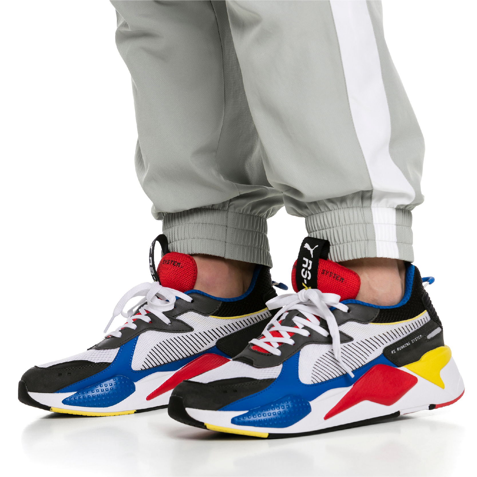 Puma Rs-X Toys Erkek Spor Ayakkabı