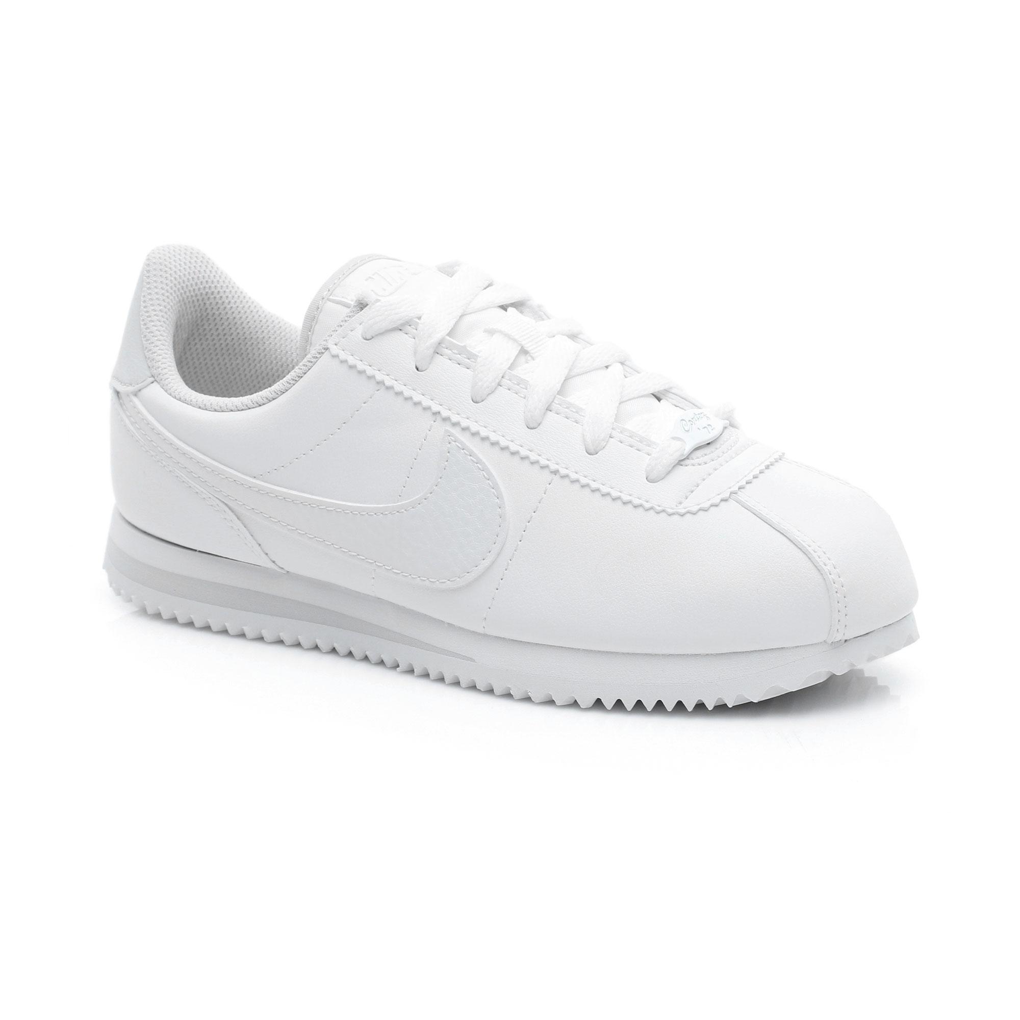 Nike Cortez Basic Sl Beyaz Spor Ayakkabı
